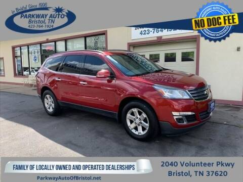 2013 Chevrolet Traverse for sale at PARKWAY AUTO SALES OF BRISTOL in Bristol TN
