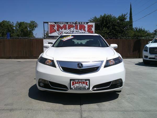 2013 Acura TL for sale at Empire Auto Sales in Modesto CA