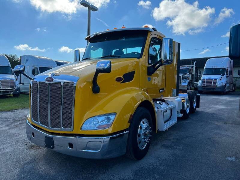 2019 Peterbilt 579 for sale at The Auto Market Sales & Services Inc. in Orlando FL