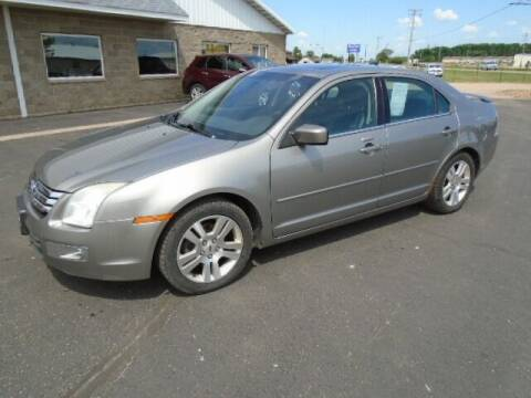 2008 Ford Fusion for sale at SWENSON MOTORS in Gaylord MN
