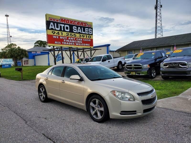 2011 Chevrolet Malibu for sale at Mox Motors in Port Charlotte FL