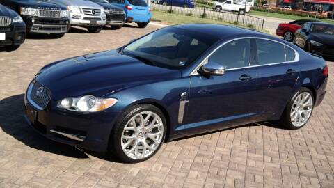 2009 Jaguar XF for sale at Cars-KC LLC in Overland Park KS