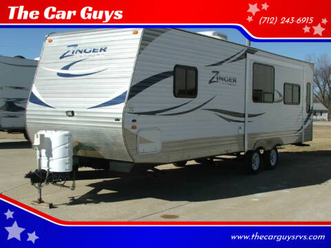 2011 Crossroads ZT 27RL for sale at The Car Guys in Atlantic IA