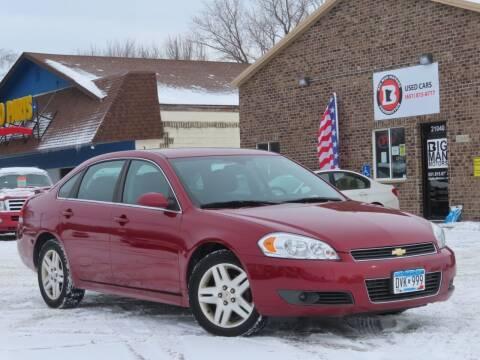 2011 Chevrolet Impala for sale at Big Man Motors in Farmington MN
