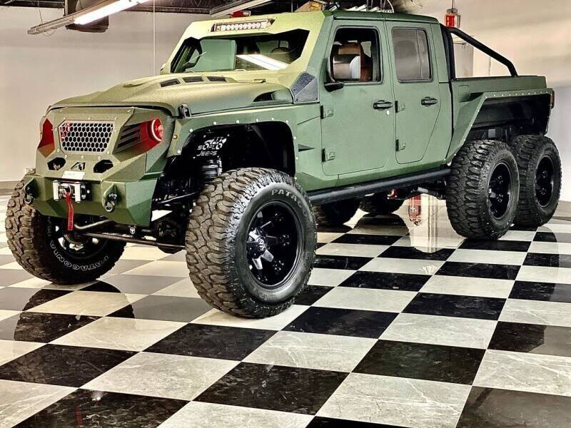 2021 Apocalypse Hellfire 6x6 for sale at South Florida Jeeps in Fort Lauderdale FL
