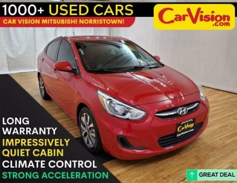 2017 Hyundai Accent for sale at Car Vision Buying Center in Norristown PA