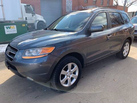 2009 Hyundai Santa Fe for sale at Square Business Automotive in Milwaukee WI