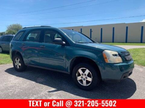 2008 Chevrolet Equinox for sale at Jaylee's Auto Sales, Inc. in Melbourne FL