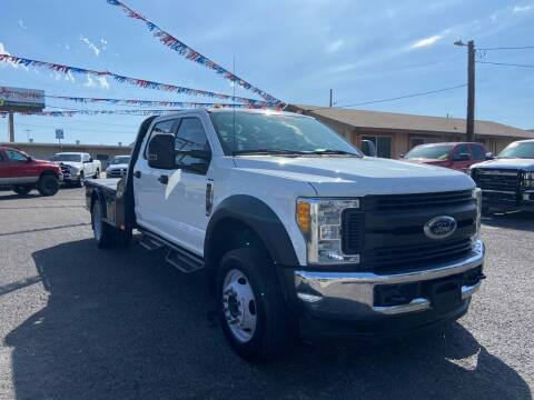 2017 Ford F-450 Super Duty for sale at The Trading Post in San Marcos TX