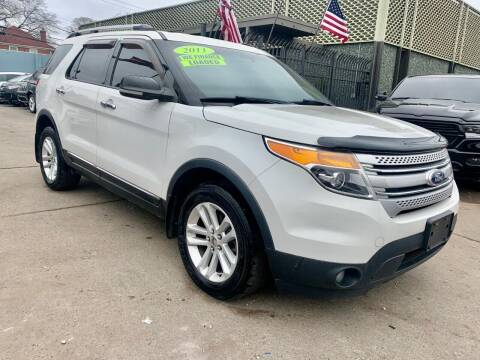 2011 Ford Explorer for sale at Gus's Used Auto Sales in Detroit MI