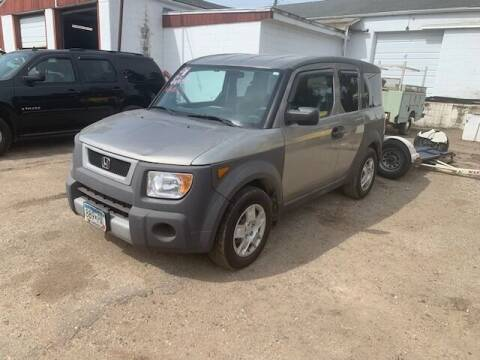 2003 Honda Element for sale at Four Boys Motorsports in Wadena MN