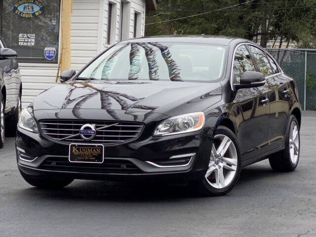 2014 Volvo S60 for sale at Kugman Motors in Saint Louis MO