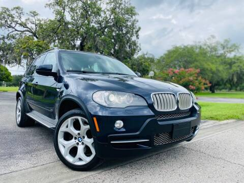 2007 BMW X5 for sale at FLORIDA MIDO MOTORS INC in Tampa FL