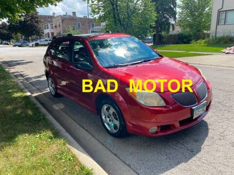 2004 Pontiac Vibe for sale at RIVER AUTO SALES CORP in Maywood IL