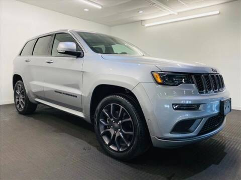 2020 Jeep Grand Cherokee for sale at Champagne Motor Car Company in Willimantic CT