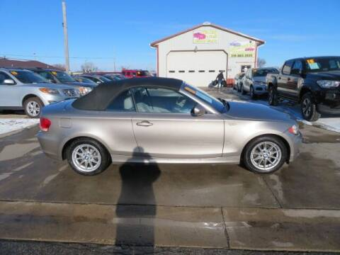 2011 BMW 1 Series for sale at Jefferson St Motors in Waterloo IA