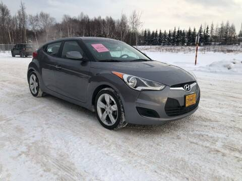 2013 Hyundai Veloster for sale at Freedom Auto Sales in Anchorage AK