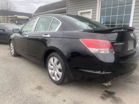 2008 Honda Accord for sale at Drivers Auto Sales in Boonville NC