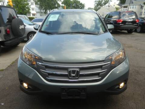2012 Honda CR-V for sale at Wheels and Deals in Springfield MA
