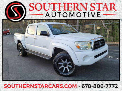 2007 Toyota Tacoma for sale at Southern Star Automotive, Inc. in Duluth GA