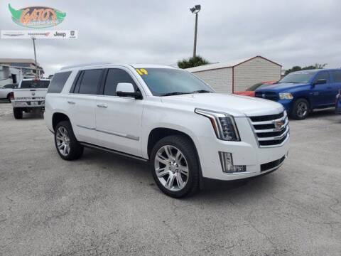 2019 Cadillac Escalade for sale at GATOR'S IMPORT SUPERSTORE in Melbourne FL