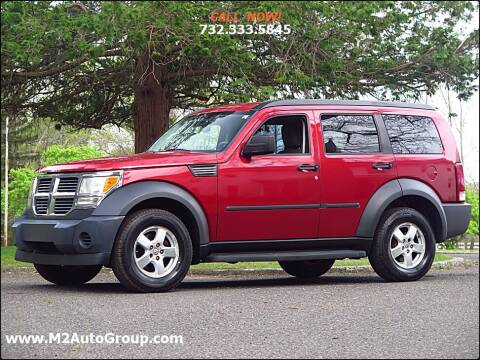 2007 Dodge Nitro for sale at M2 Auto Group Llc. EAST BRUNSWICK in East Brunswick NJ