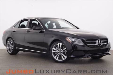 2018 Mercedes-Benz C-Class for sale at JumboAutoGroup.com - Jumboluxurycars.com in Hollywood FL