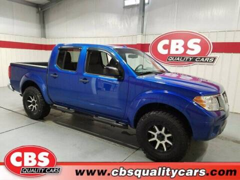 2013 Nissan Frontier for sale at CBS Quality Cars in Durham NC