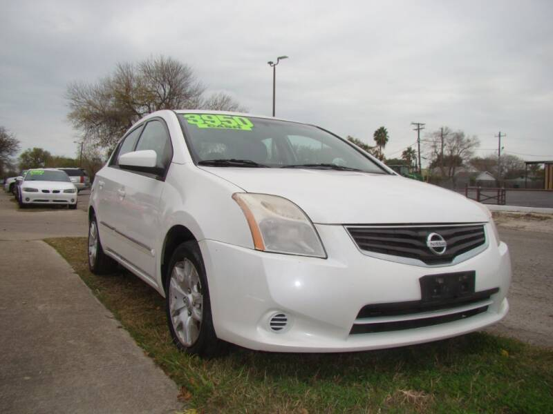 2011 Nissan Sentra for sale at Rocky's Auto Sales in Corpus Christi TX