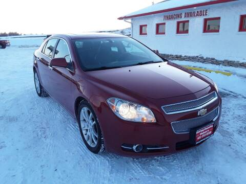 2012 Chevrolet Malibu for sale at Sarpy County Motors in Springfield NE