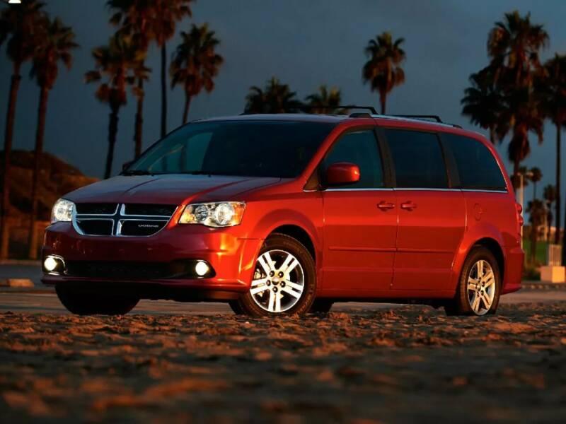 2013 Dodge Grand Caravan for sale at Danhof Motors in Manhattan MT