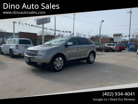 2008 Lincoln MKX for sale at Dino Auto Sales in Omaha NE