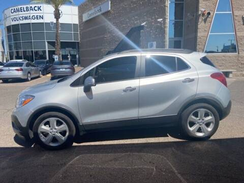 2016 Buick Encore for sale at Camelback Volkswagen Subaru in Phoenix AZ
