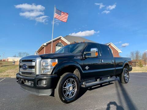 2014 Ford F-350 Super Duty for sale at HillView Motors in Shepherdsville KY