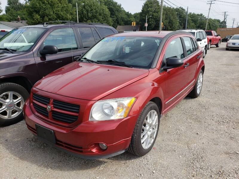 2008 Dodge Caliber for sale at D & D All American Auto Sales in Mount Clemens MI