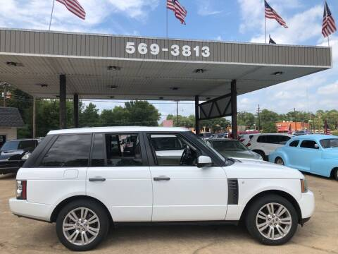 2011 Land Rover Range Rover for sale at BOB SMITH AUTO SALES in Mineola TX
