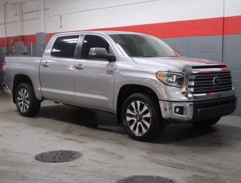 2020 Toyota Tundra for sale at CU Carfinders in Norcross GA