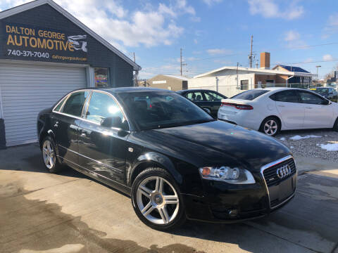 2007 Audi A4 for sale at Dalton George Automotive in Marietta OH
