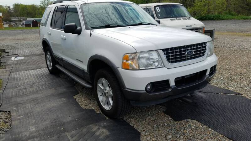 2005 Ford Explorer for sale at Oxford Motors Inc in Oxford PA