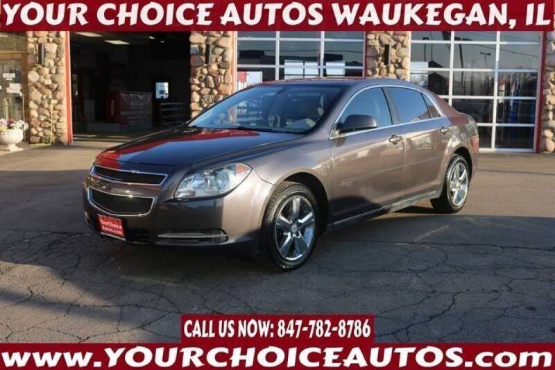 2011 Chevrolet Malibu for sale at Your Choice Autos - Waukegan in Waukegan IL