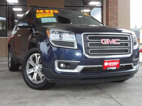 2015 GMC Acadia for sale at Arandas Auto Sales in Milwaukee WI
