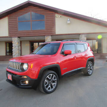 2015 Jeep Renegade for sale at PRIME RATE MOTORS in Sheridan WY