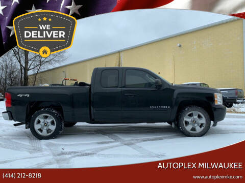 2009 Chevrolet Silverado 1500 for sale at Autoplex 2 in Milwaukee WI