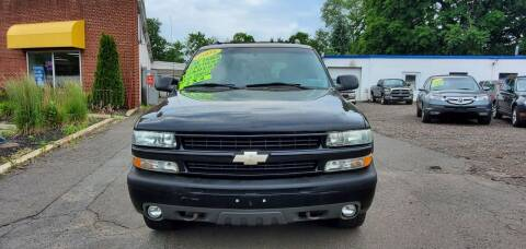 2003 Chevrolet Tahoe for sale at Russo's Auto Exchange LLC in Enfield CT