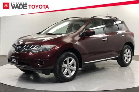 2009 Nissan Murano for sale at Stephen Wade Pre-Owned Supercenter in Saint George UT