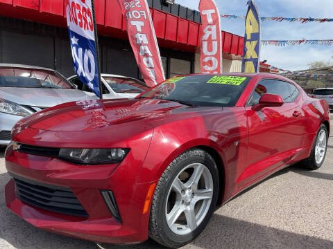 2016 Chevrolet Camaro for sale at Duke City Auto LLC in Gallup NM