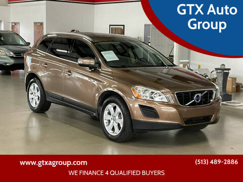 2011 Volvo XC60 for sale at GTX Auto Group in West Chester OH