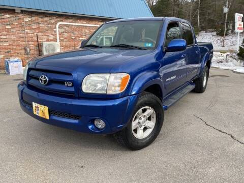 2005 Toyota Tundra for sale at Granite Auto Sales in Spofford NH