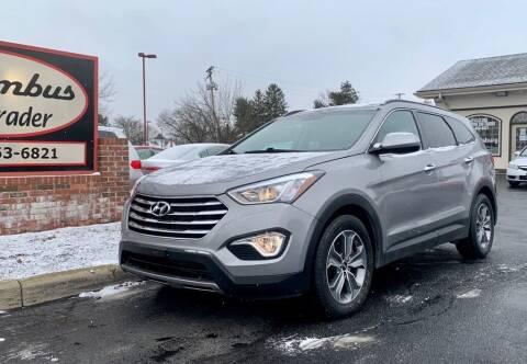 2016 Hyundai Santa Fe for sale at Columbus Car Trader in Reynoldsburg OH