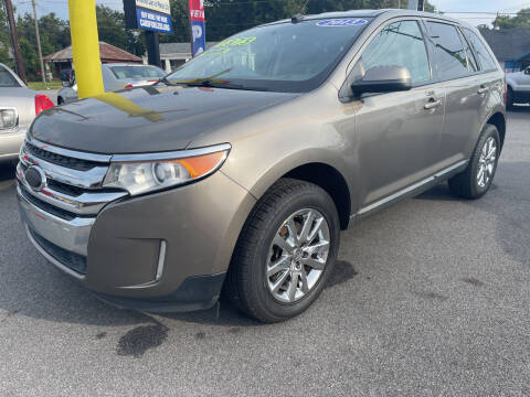2013 Ford Edge for sale at Cars for Less in Phenix City AL